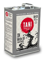 TANI CO Ltd    Motor Oil SAE 5W30 API SN/GF-5 (FULL-SYN) 4Lx6  100%
