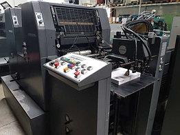Heidelberg GTO 52-2 PS б/у 1995г - 2-х красочная печатная машина