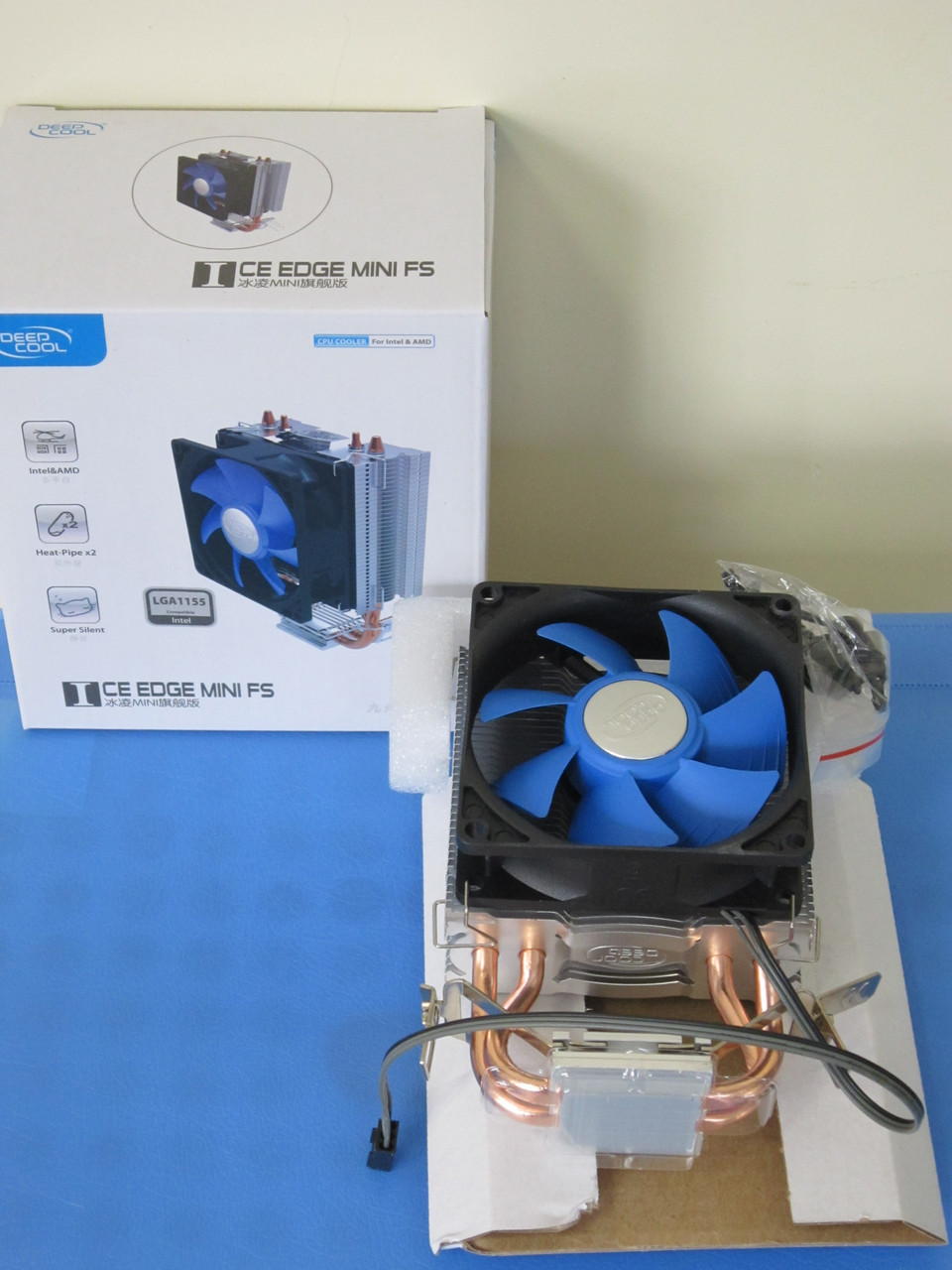 Кулер Deepcool ICEEDGE MINI FS, Алматы