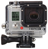 Видеокамера GoPro HERO 3 White Edition