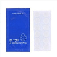 Пластырь от угрей и прыщей Tony Moly Dr.TONY AC CONTROL Spot Patch