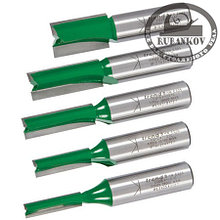 Фрезы Trend MT/JIG Cutter Set Metric, 5 штук