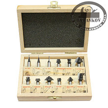 Фрезы Trend Dolls House Set, 12 штук