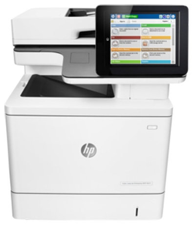 МФУ HP Color LaserJet Enterprise M577dn