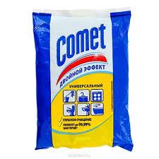 Чистящее средство «Comet» 400 г в мягкой упаковке