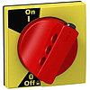 Поворотная рукоятка красная iC60
