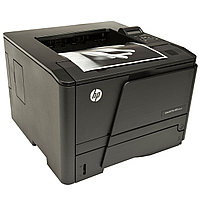 Принтер HP LaserJet Pro 400 M401dne (CF399A) (A4) 1200 dpi, 33 ppm, 256MB, 800Mhz, USB + Ethernet, ePrint, AirPrint, tray 50+250 pages, Duplex, LCD