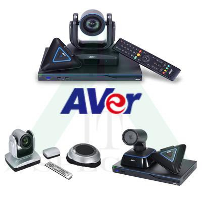 Aver: Системы видеоконференций весь модельный ряд