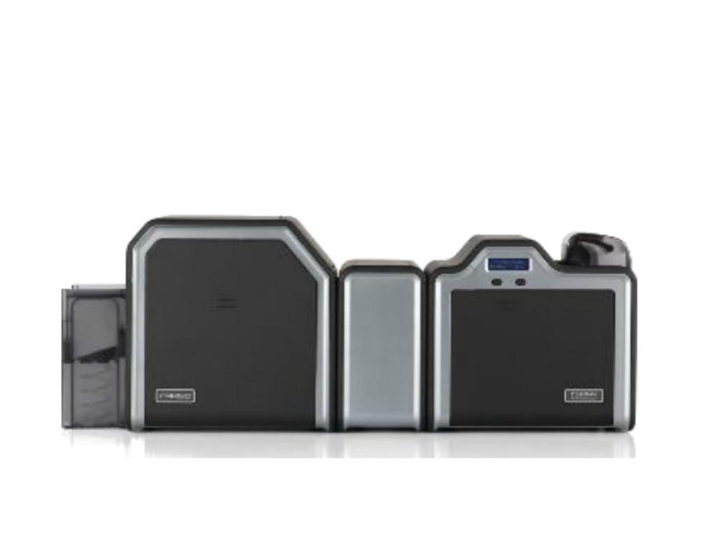Принтер для печати пластиковых карт HDP 5000 DS LAM1