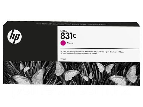 Cartridge HP/CZ696A/Latex Ink/magenta/№831/775 ml