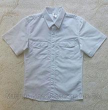 Школьная рубашка для мальчика