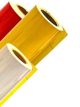Цветная светоотражающая пленка