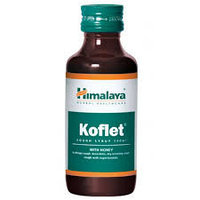 Koflet cough syrup \ Кофлет сироп от кашля, 100 мл