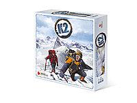 Настольная игра K2. Альпинисты