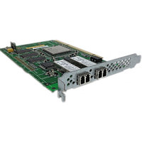 AH094A Сетевой Адаптер HP AH094AX Fibre Channel Adapter 2x4Гбит/сек Dual Port Fiber Channel HBA LC PCI-X