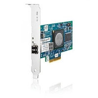 AG527A Сетевой Адаптер HP (Qlogic) QLE220 ELO210402-14 4Гбит/сек Single Port Fiber Channel HBA LP PCI-E4x