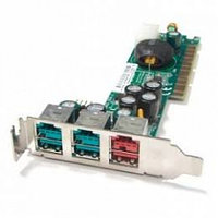 111-00199+B1 Контроллер NetApp NVRAM5 512Mb BBU PCI-X For FAS3020