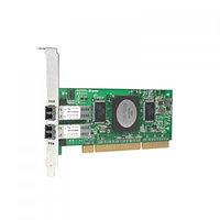 QLA2350 Сетевой Адаптер Qlogic QLA2350-CK FC5013609-13 2Гбит/сек Single Port Fiber Channel HBA LP PCI-X