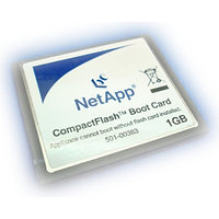NETAP-01186-0A8CU Карта NetApp 1Gb CompactFlash Boot Card CF
