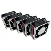 288635-B21 Вентилятор HP Redundant Fan Kit 5x FANs [Nidec] BETA V TA225DC B34605-57 0,58A 12v 6800 об/мин 32CFM 43dB 60x60x25mm для DL560