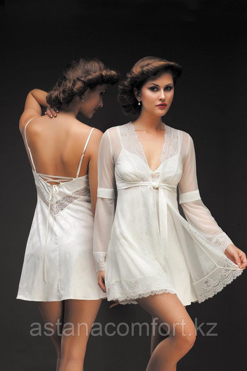 Комплект: халат+сорочка. Anabel Arto.