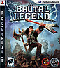 Игра для PS3 Brutal Legend (вскрытый)