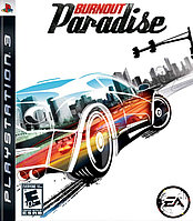Игра для PS3 Burnout Paradise (вскрытый)