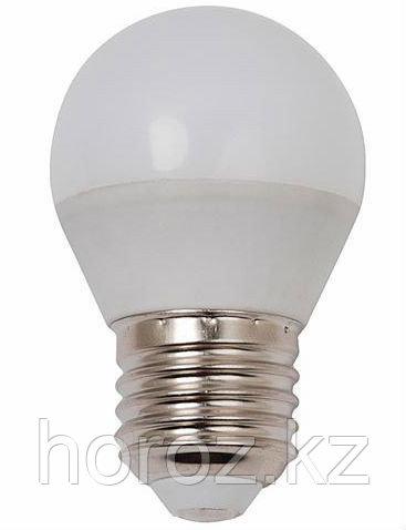 Светодиодная лампа шарик 6 Ватт HL-4380 E27