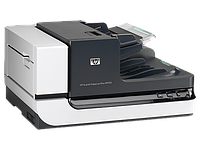 Сканер HP Scanjet Ent Flow N9120 (L2683B) Fltbed Scanner (A3) 600 x 600 dpi, 48-bit, 50 ppm/100 ipm, ADF 200 pages, USB cable, Duty Cycle (daily)