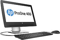 "HP ProOne 400 G2 AiO i5-6500T 500G 4.0G DVDRW 20.0"" WLED HD+ 720p HD WebCam Core i5-6500 3.2GHz 4096MB 500GB D"