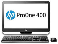 "HP ProOne 400 G2 AiO i3-6100T 1TB 8.0G DVDRW Win10/Win7 Pro 20.0"" WLED HD+ 720p HD WebCam Core i3-6100T 3.2GHz"