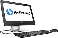 "HP ProOne 400 G2 AiO i3-6100T 1TB 4.0G DVDRW 20.0"" WLED HD+ 720p HD WebCam Core i3-6100T 3.2GHz 4096MB 1TB DVD"