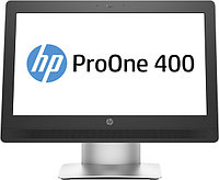 "HP ProOne 400 G2 AiO i3-6100T 500G 4.0G DVDRW Win10 20.0"" WLED HD+ 720p HD WebCam Core i3-6100T 3.2GHz 4096MB"