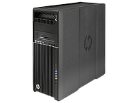 HP Z640 Tower Workstation 1xQuad-core Xeon E5-2620v3 2.4GHz  15MB/2133 CPU, 16GB (2x8GB)DDR4-2133 ECC, 1TB SAT