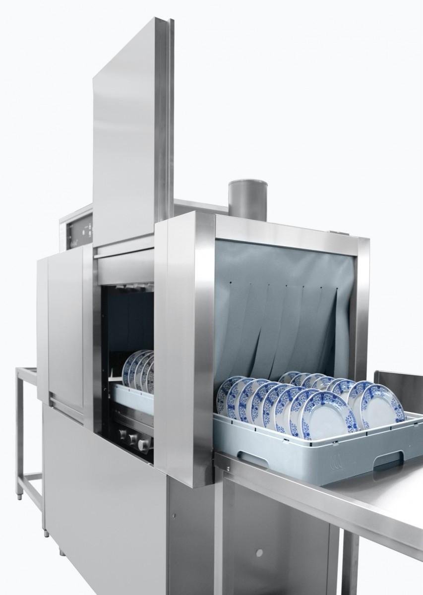 Туннельная посудомоечная машина ABAT МПТ-1700