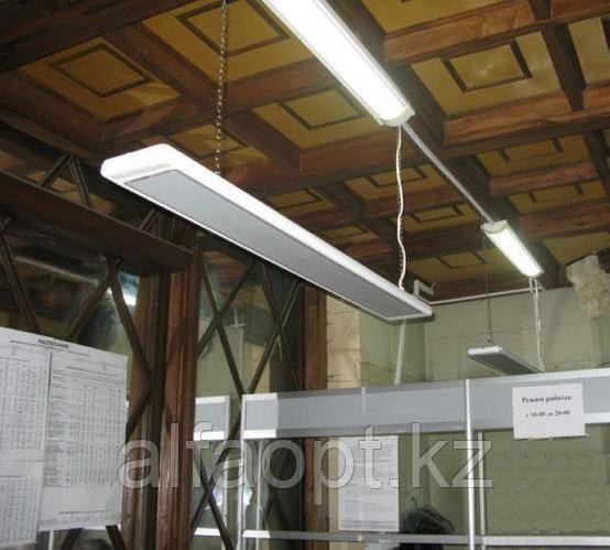 Как выбрать потолочный инфракрасный обогреватель: особенности и характеристики