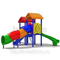 Детская площадка для улицы. Дружба