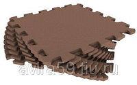 Покрытие для детских комнат коричневое