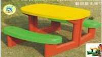 Стол со скамьями