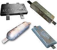 Цинковые протекторы (анод)