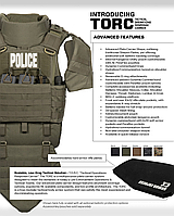 TACTICAL OPERATIONS RESPONSE CARRIER (TORC)
