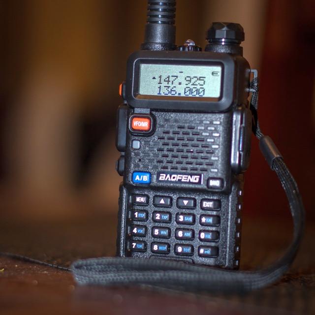 Радиостанции, Рации Baofeng Uv-5r