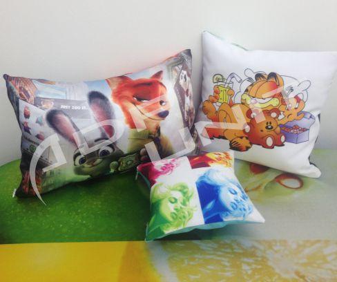 Детские подушки с фотопечатью
