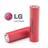 Аккумуляторы Li-ion 18650 LG INR18650HE2 2500mAh, фото 1