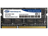DDR3L SODIMM Team Group 8GB 1600MHz CL11
