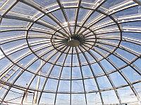 Стеклянные купола