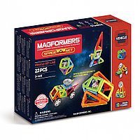 Magformers Space Wow Set 22 элемента