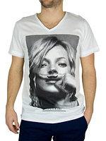 Нанесение логотипа на футболки, фото 1