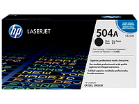 HP  Black Print Cartridge for Color LaserJet CM3530/fs/CP3525dn/n/x, up to 5000 pages. ;
