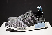 "Adidas NMD R1_PK ""Grey/Blue"", фото 1"